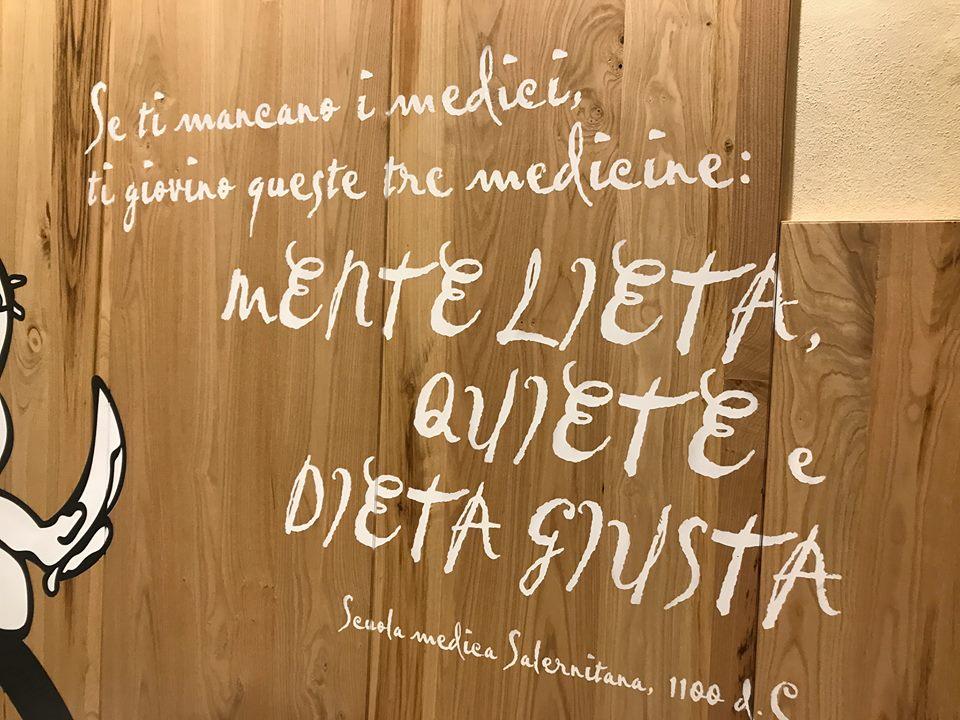 Cicero, le regole della salute