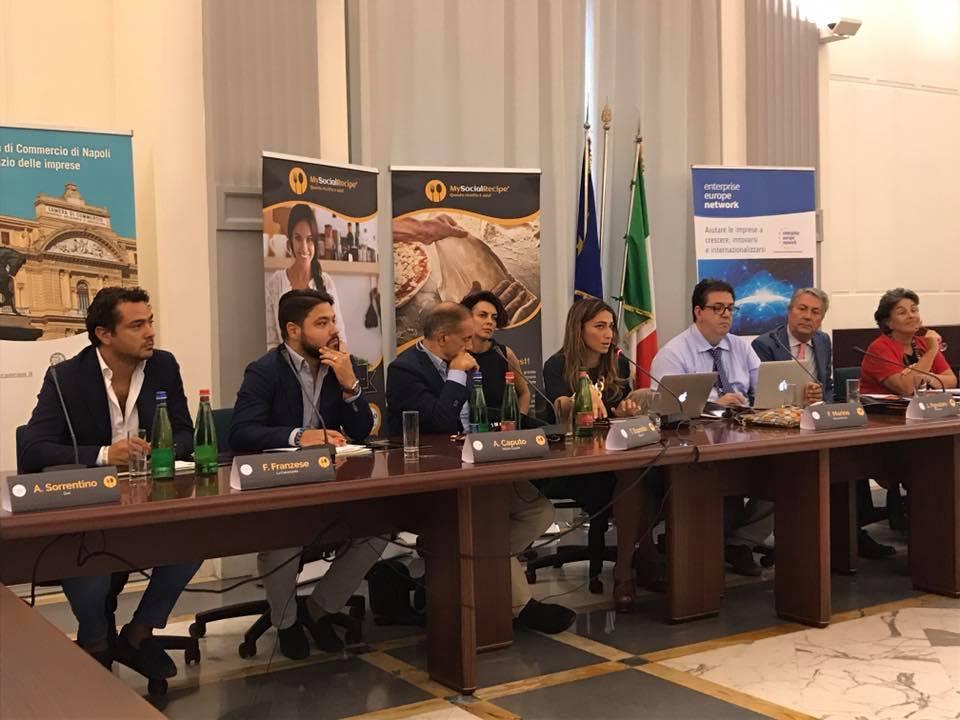Conferenza Stampa PizzaUnesco contest