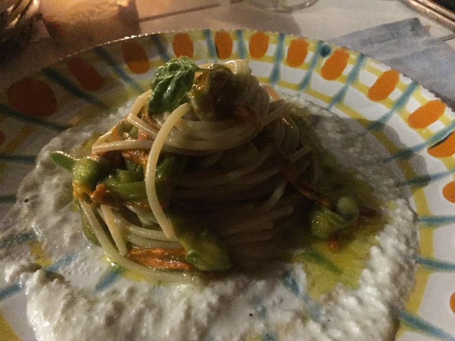 Credito Fotografico di Claudia Marinelli,Masseria Palombara -spaghetto