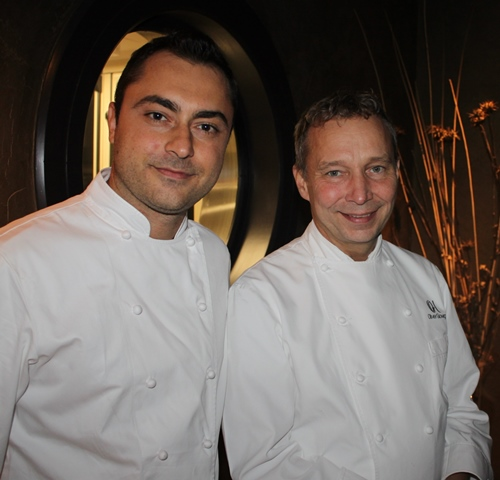 Daniele Corona e Oliver Glowig