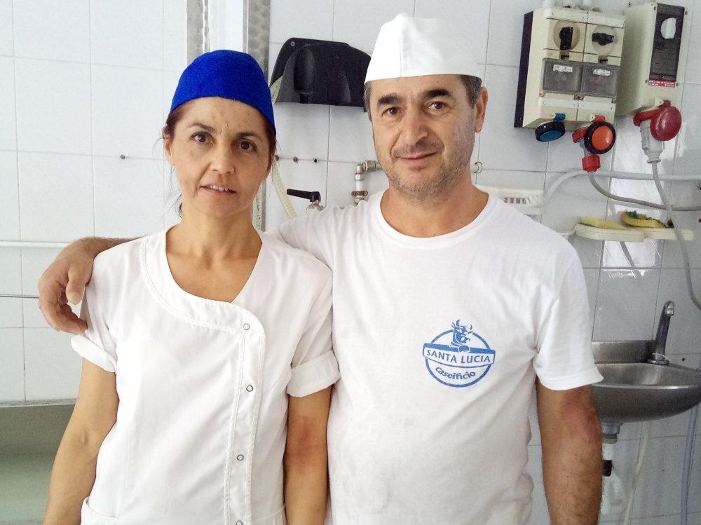 Diana e Carmine Giammarrino