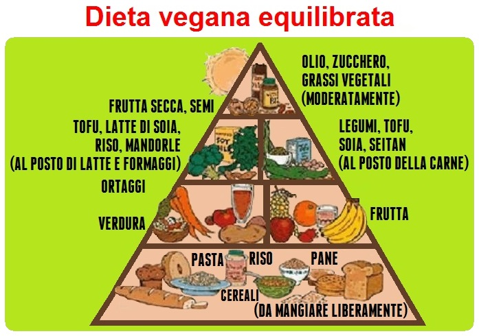 Dieta vegana e acne