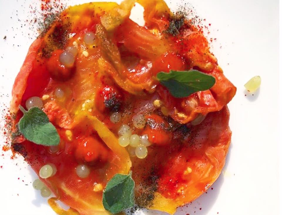 Gli Appetizers Vegetali di Enrico Bartolini