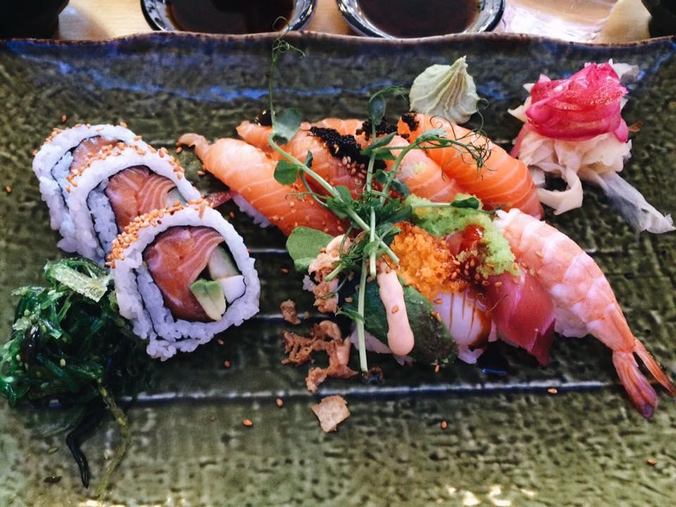Esa Sushi - Sushi Rolls