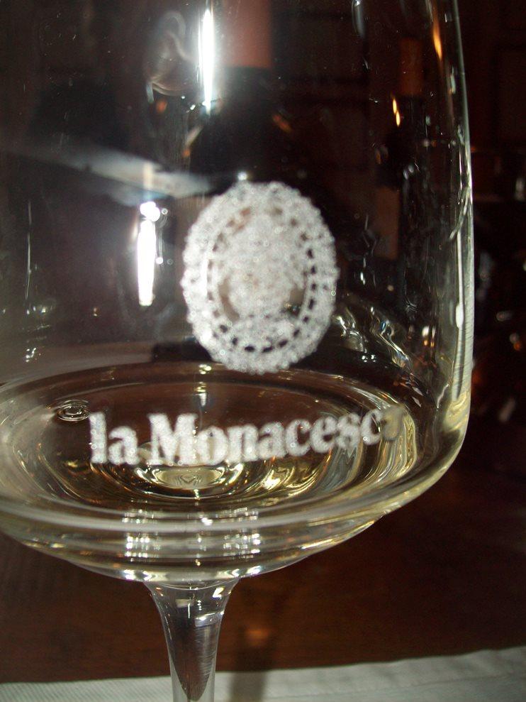 Fattoria La Monasceca, calice