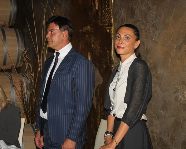 Felice Merge e Rossella Macchia