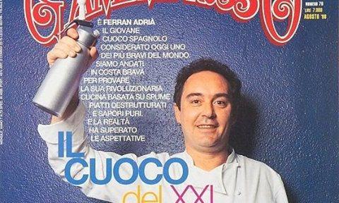 Ferran Adrià Gambero Rosso