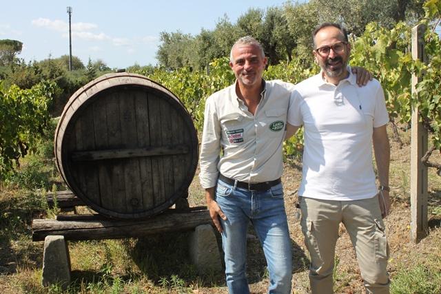 Gabriele Magno e Luigi Fragiotta