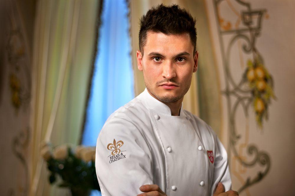 Gabriele Boffa Chef