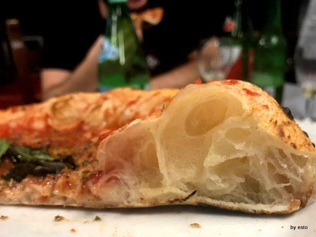 Gennypizza Gennaro Primicerio pizza struttura