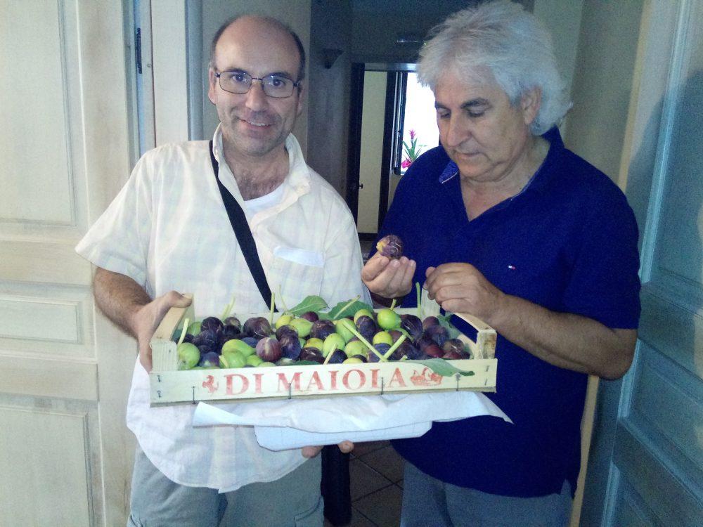Giovanni Filizola ed Enzo Crivella