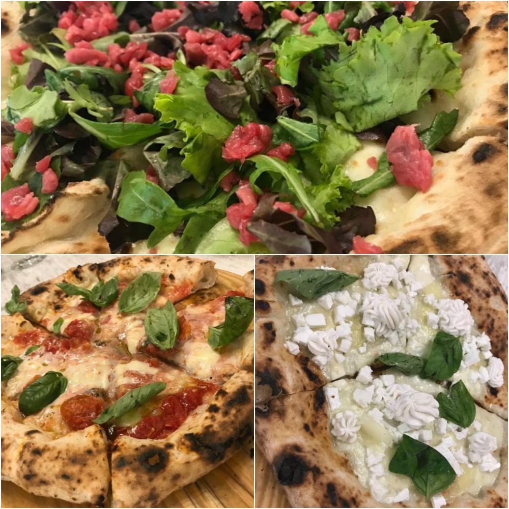 I Masanielli Francesco Martucci, le nuove pizze