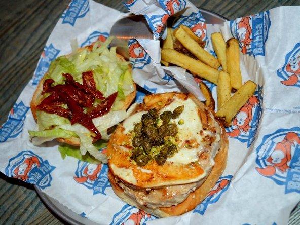 Il panino di Bubba Pub a Pozzuoli