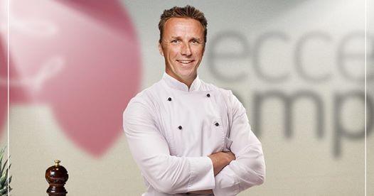 In cucina con lo chef americano Marc Murphy