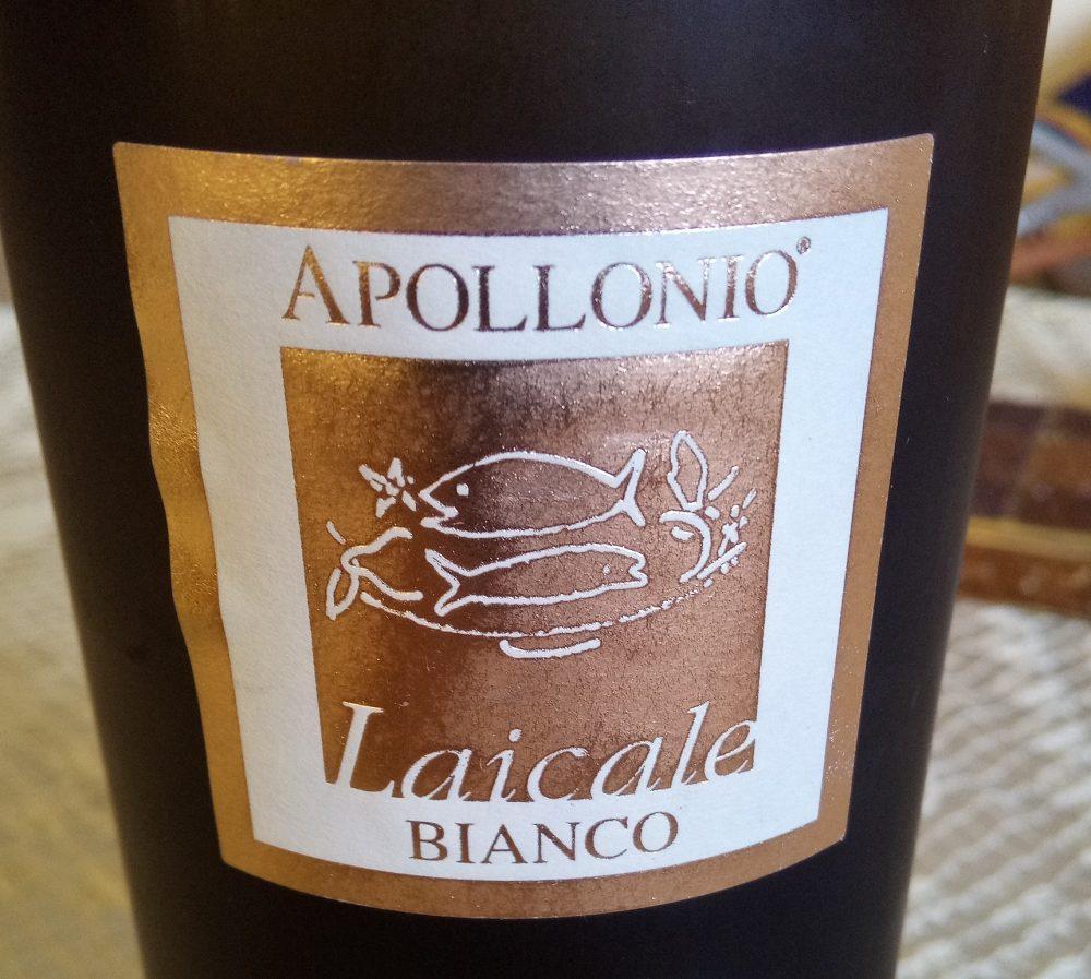 Laicale Chardonnay Salento Bianco Igp 2015 Apollonio