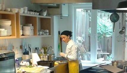 Chef Valentina Martone