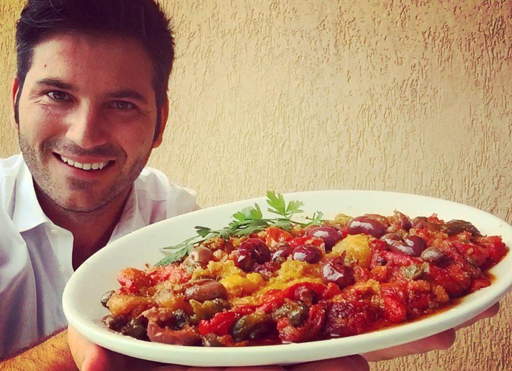 Peperoni gratinati di Bruno Sodano