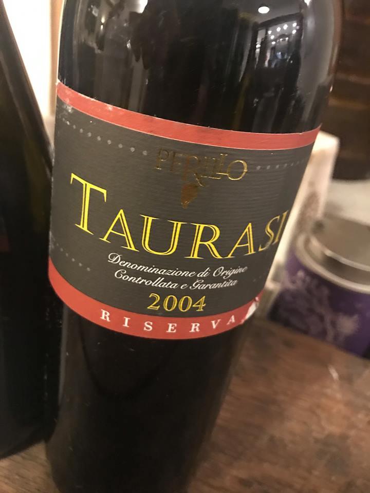 Perillo Taurasi Riserva 2004