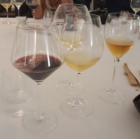 Piazzetta Milu', i vini e la birra