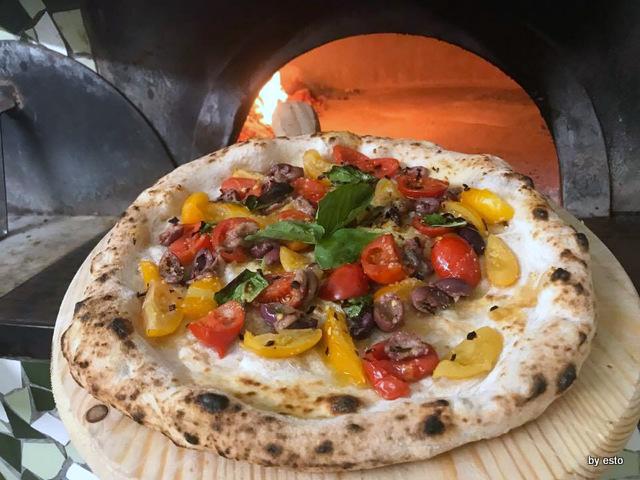 Pizz'Art Ciro D'Avanzo pizza Punta Chiarito