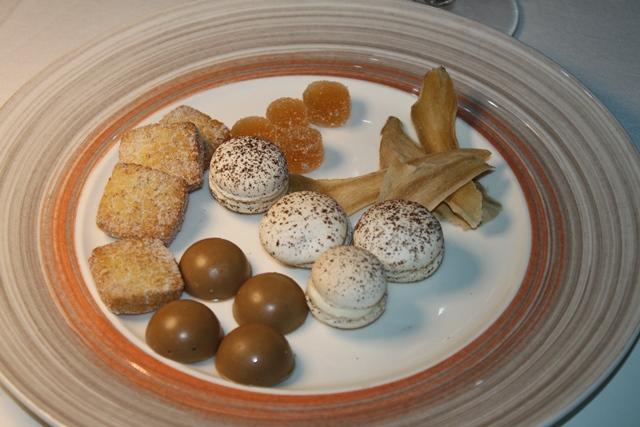 Poggio Le Volpi Barrique - i dessert del pastry chef
