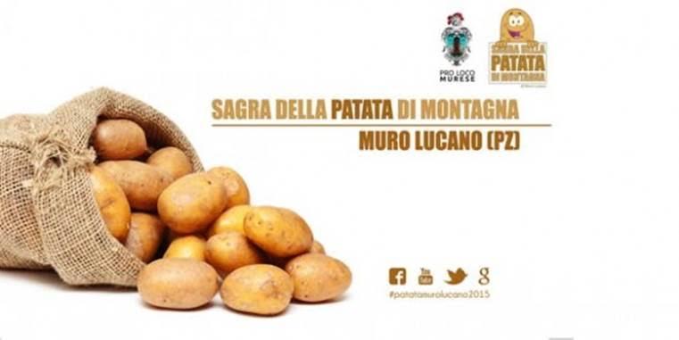 Sagra della patata di montagna di Muro Lucano