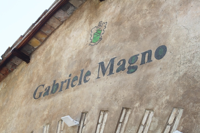 Societa' agricola Gabriele Magno - la cantina