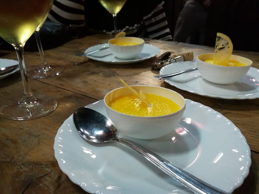 Vinoteca Esposito - La Bavarese al Baccala'