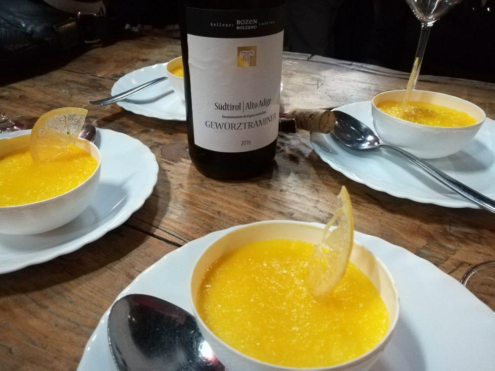 Vinoteca Esposito - La Bavarese al Baccala' e il Vino