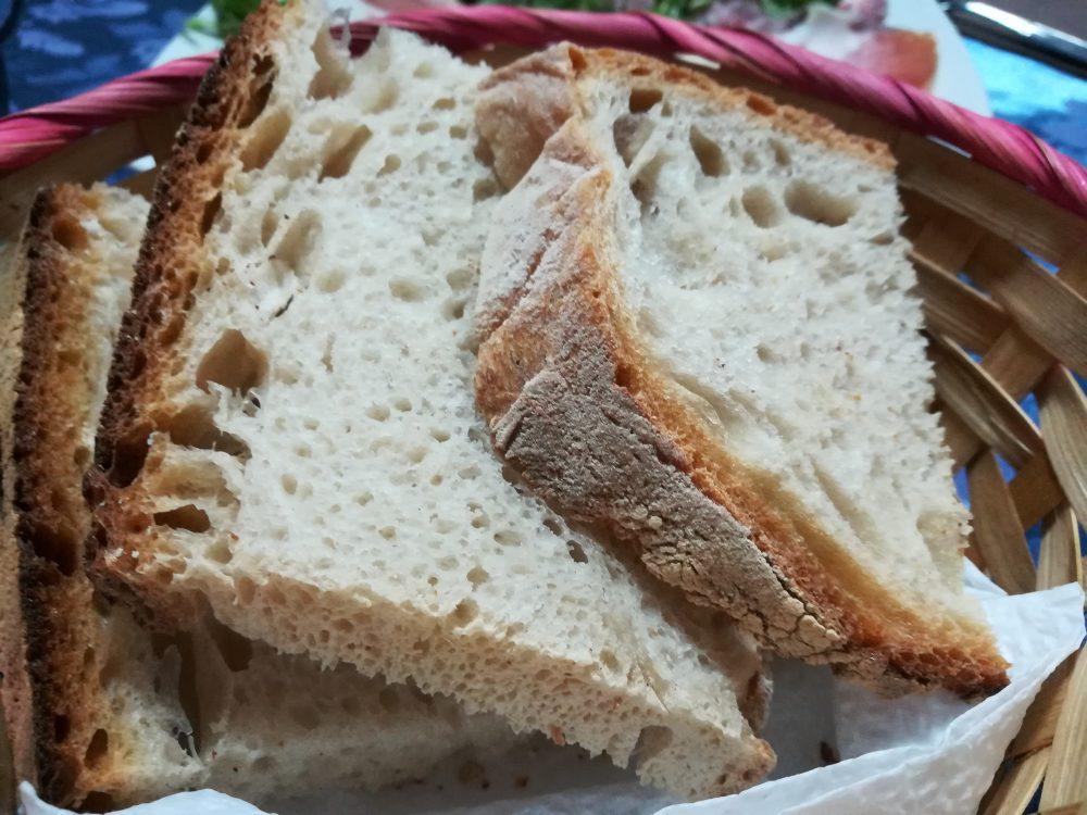 da Gianni - Il pane