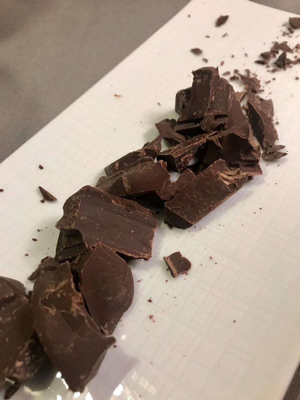 Ristorante Veritas, cioccolata