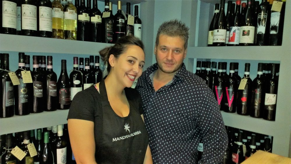 Ebrius – Michele Mastrangelo e Marina Monte