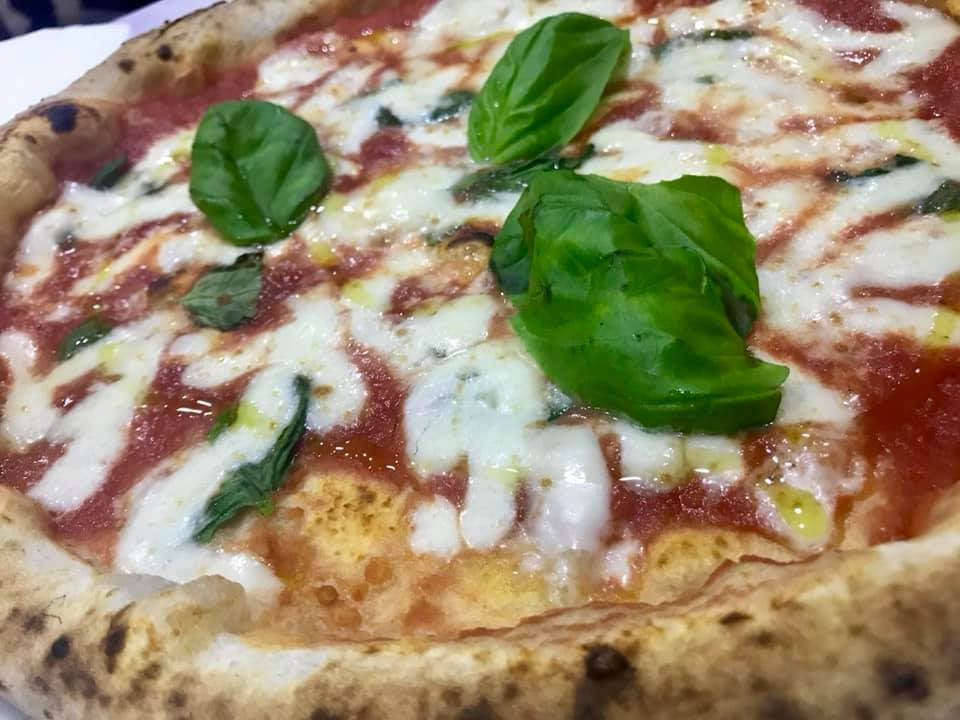 Il Monfortino - Pizza margherita