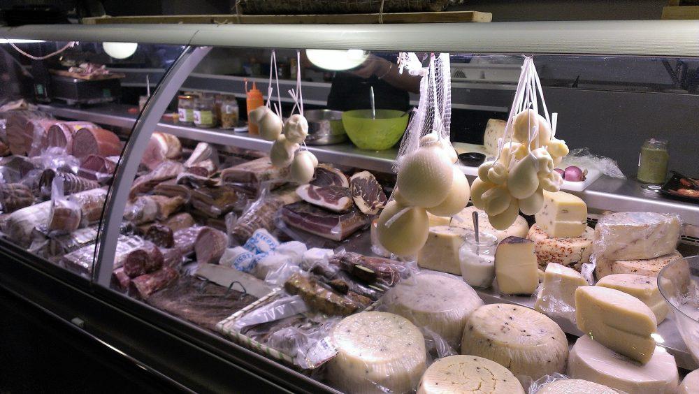 Ebrius – prodotti al banco gastronomico