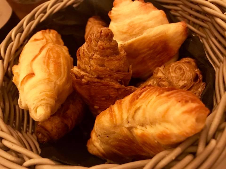La Cantina di Triunfo, pane