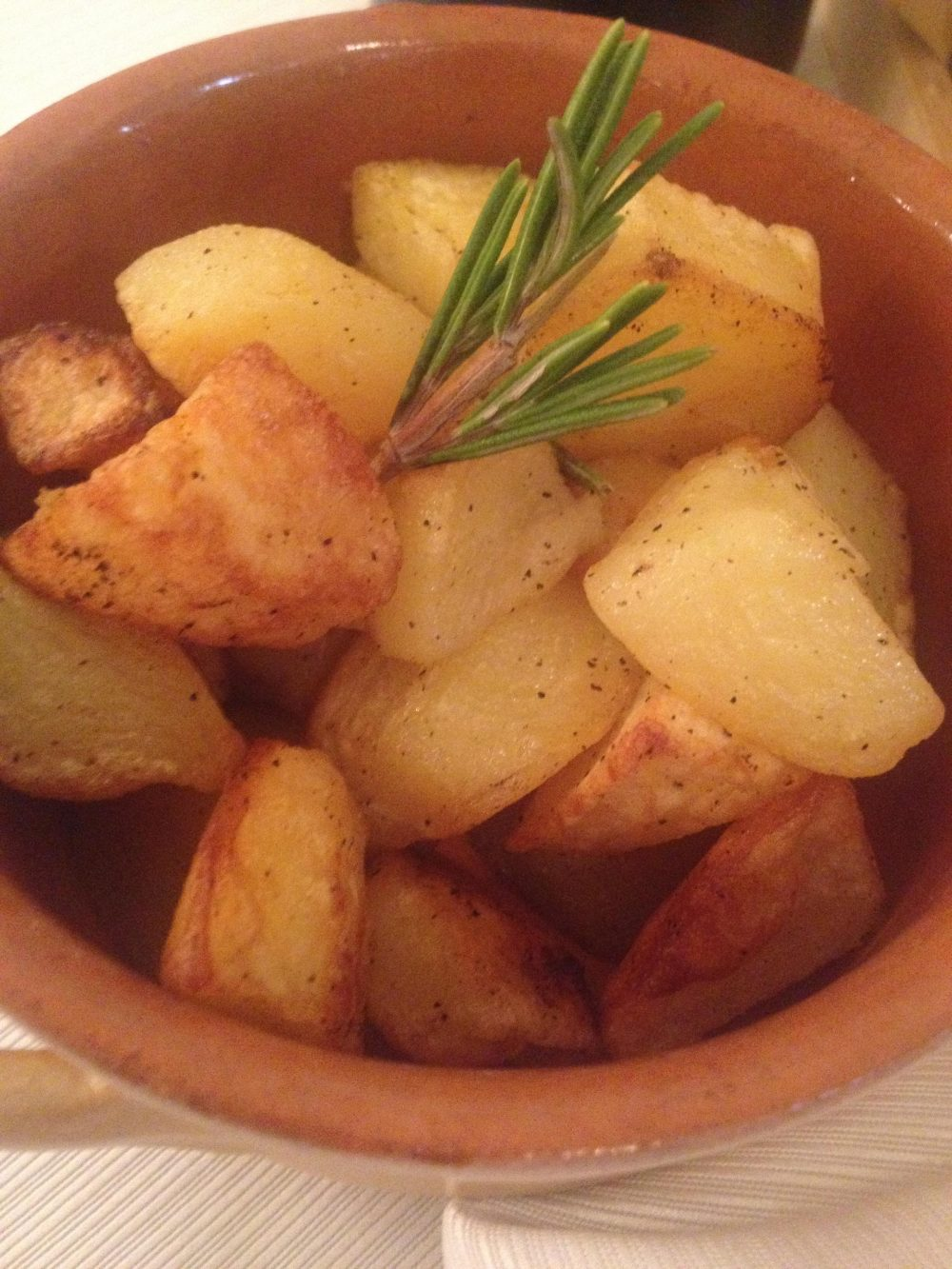 A casa mia - patate al forno