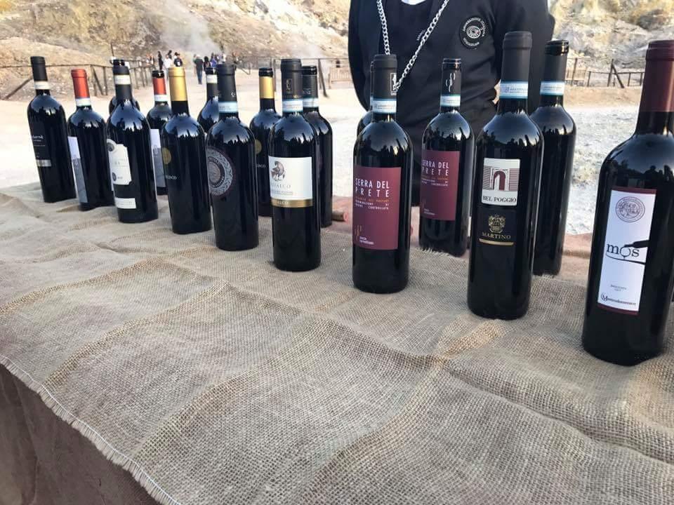 Aglianico's Women dreamin' - bottiglie