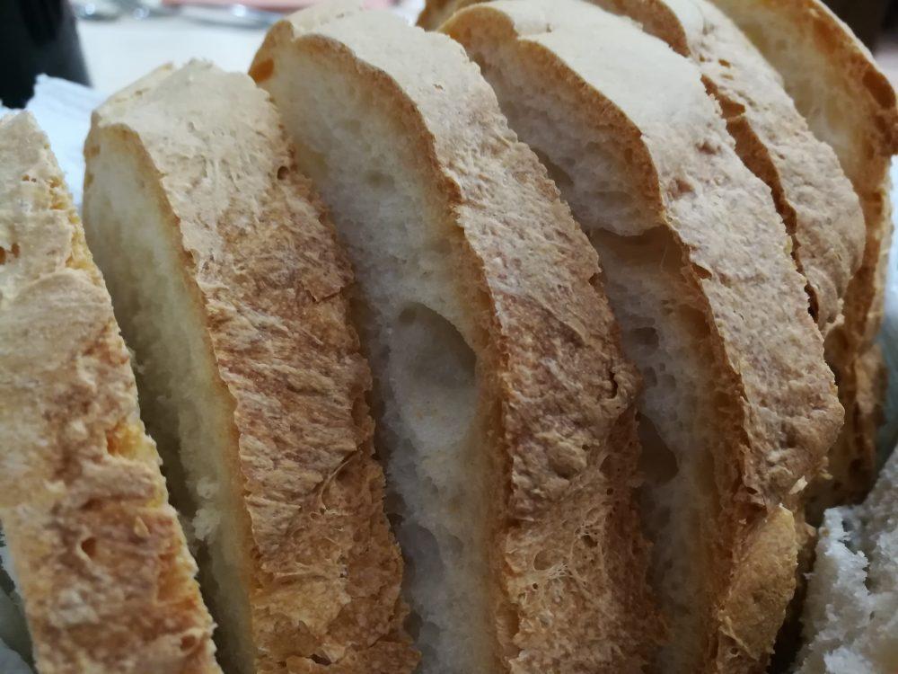 Agriturismo Montagne Verdi - Il pane