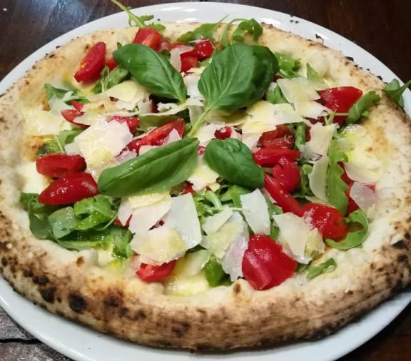 Antica Pizzeria De Rossi, la Caprese