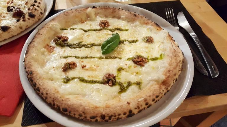 Antica Pizzeria De Rossi, la Leggera