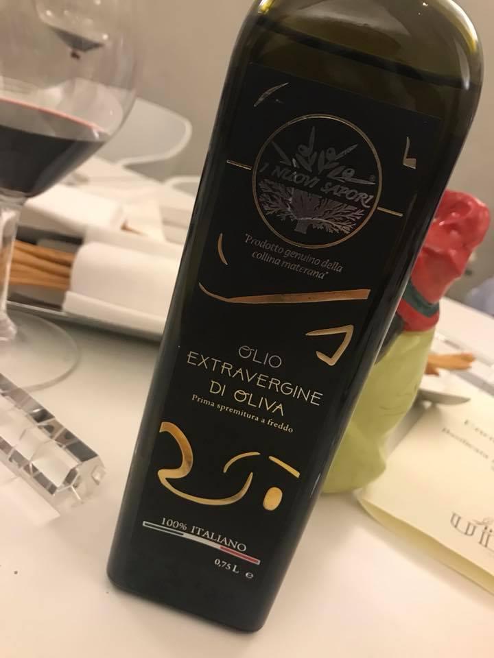 Basilicata Wines in tour - L'olio