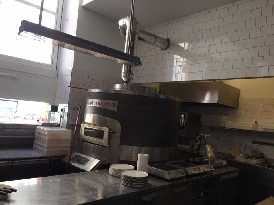 Berbere, il forno