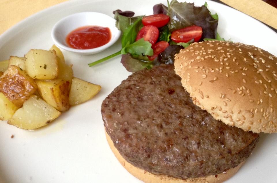 Buona Condotta, il servizio dell'Hamburger