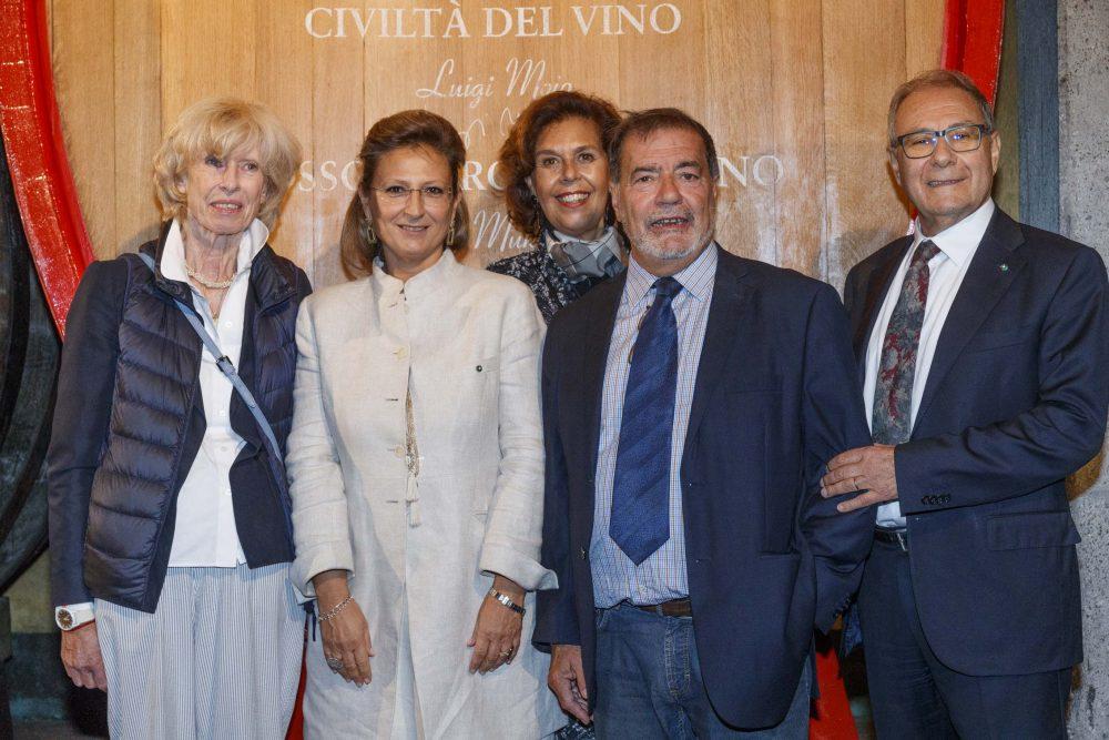CIvilta' Veneta con Isabella Bossi Fedrigotti e Sandro Boscaini
