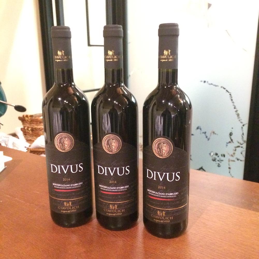 Ciavolich - Montepulciano Divus
