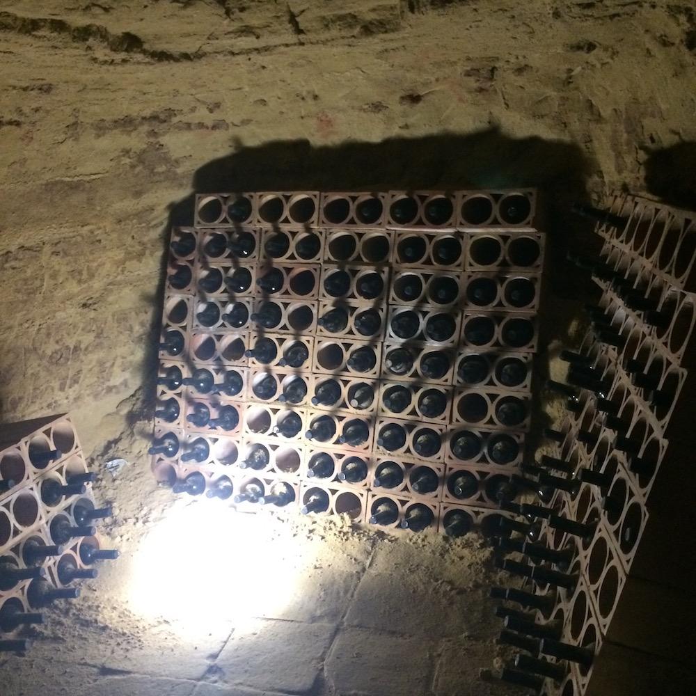 Ciavolich - la cantina nella grotta
