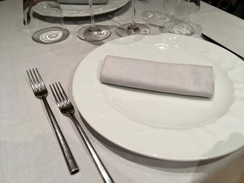 Ristorante Mamma Mia - La Ligne de Table