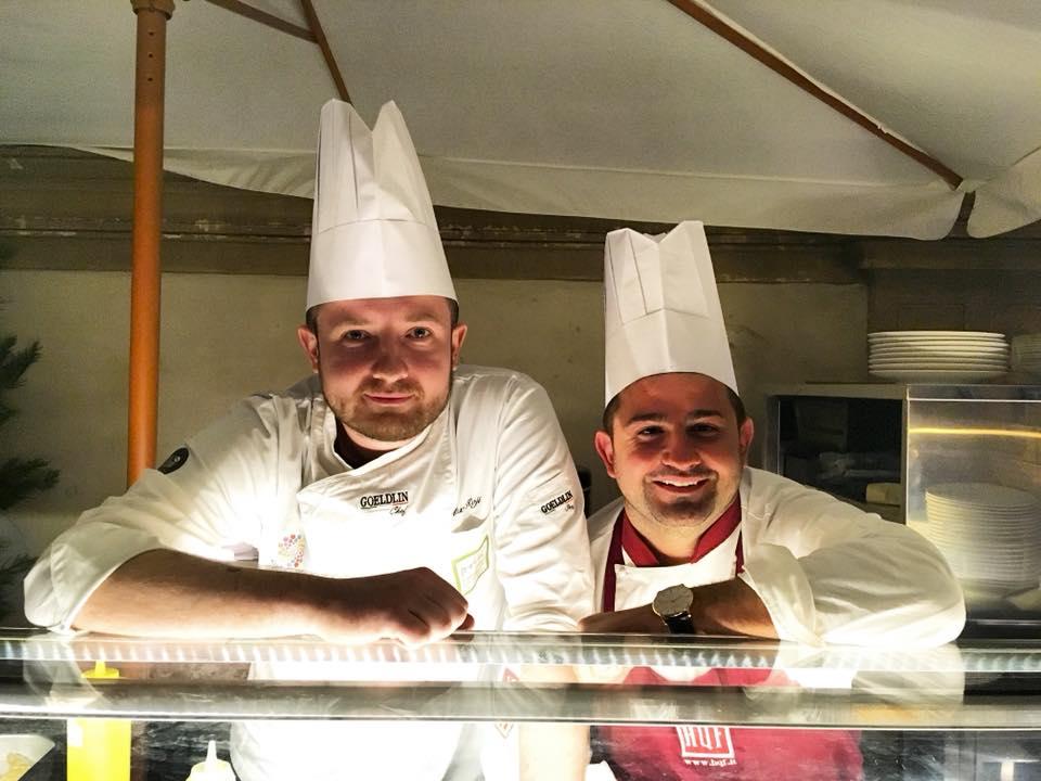 La Coppia D'Assi Del Roji, Alex Pochynok & Francesco Franzese