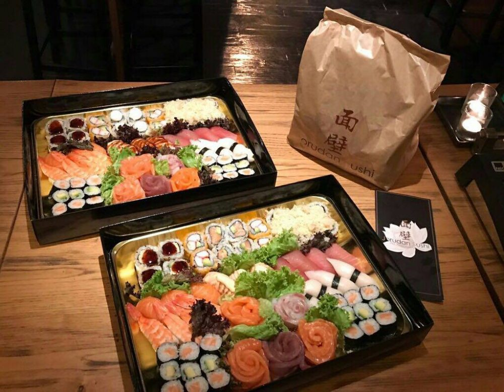 Jorudan Sushi Take Away & Delivery
