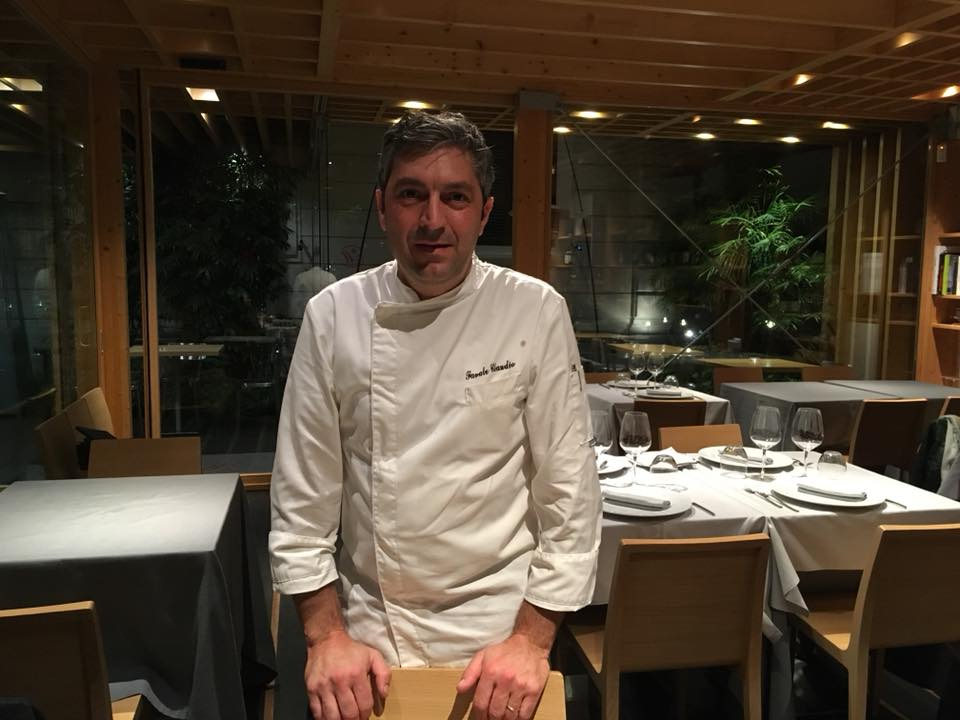 Ristorante Mamma Mia - Chef Claudio Favale